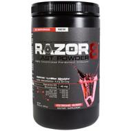ALLMAX Nutrition, Razor8 Blast Powder, Pre-Workout Stimulant, Extreme Berry, 20.11 oz (570 g)
