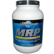Pure Advantage, MRP, Meal Replacement Shake, Chocolate, 3 lbs (1380 g)
