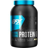 EFX Sports, Training Ground, Protein 6, Vanilla, 38.4 oz (1089 g)