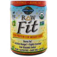 Garden of Life, Raw Organic Fit, High Protein for Weight Loss, Coffee, 16 oz (454 g)