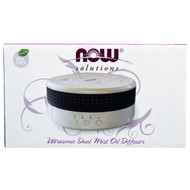 Now Foods, Solutions, Ultrasonic Dual Mist Oil Diffuser, 1 Diffuser
