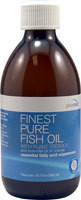 Pharmax Finest Pure Fish Oil - 10.1 fl oz