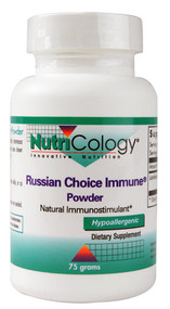 NutriCology Russian Choice Immune Powder -- 75 g