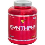 BSN Syntha-6 Protein Powder Banana - 5.04 lbs