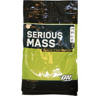 Optimum Nutrition Serious Mass Vanilla - 12 lbs