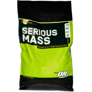 Optimum Nutrition Serious Mass Banana - 12 lbs