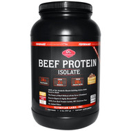 Olympian Labs Inc., Performance Sport Nutrition, Beef Protein Isolate, Chocolate, 2 lbs (907 g)
