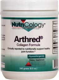 NutriCology, Arthred Collagen Formula - 8.5 oz