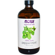 Now Foods, Essential Oils, Peppermint, 16 fl oz (473 ml)