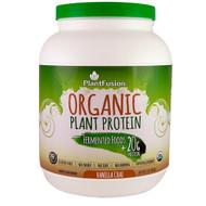 PlantFusion, Organic Plant Protein, Vanilla Chai, 2 lb (908 g)