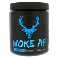 Bucked Up, Woke AF, Pre-Workout, Blue Raz, 12.61 oz (357.6 g)