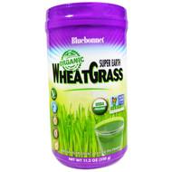Bluebonnet Nutrition, Super Earth, Organic Wheat Grass Powder, 11.2 oz (320 g)