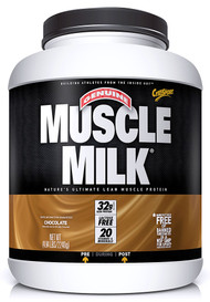 CytoSport Muscle Milk Genuine Protein Powder Chocolate - 4.94 lbs