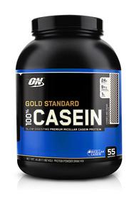Optimum Nutrition, Gold Standard 100% Casein,  Cookies & Cream - 4 lbs