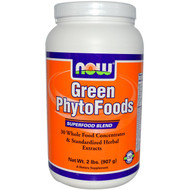 NOW Green PhytoFoods -- 2 lbs