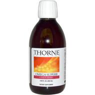 Thorne Research, Omega Superb, Lemon Berry, 8.45 fl oz (250 ml)