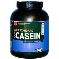 Optimum Nutrition Gold Standard 100% Casein Chocolate Peanut Butter -- 4 lbs