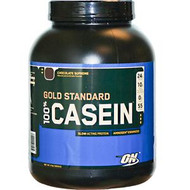 Optimum Nutrition Gold Standard 100% Casein Chocolate Supreme - 4 lbs
