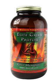 Warrior Force Elite Green Protein Elite Mesquite - 500 g