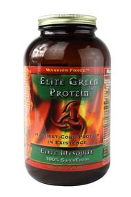 Warrior Force Elite Green Protein Elite Mesquite - 500 g