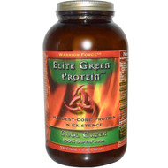 Warrior Force Elite Green Protein Cool Green - 500 g