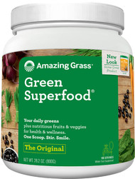 Amazing Grass Green SuperFood Drink Powder - 28 oz