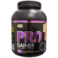 Optimum Nutrition, Pro Gainer, Strawberry Cream, 5.09 lbs (2.31
