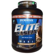 Dymatize Nutrition, Elite Casein, Rich Chocolate, 4 lbs (1.8