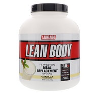 Labrada Nutrition, Lean Body, Hi-Protein Meal Replacement Shake, Vanilla, 4.63 lbs (2100 g)