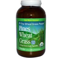 Pines International, Pines Wheat Grass, Powder, 1.5 lbs (680 g)
