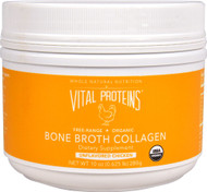 Vital Proteins, Organic, Bone Broth Collagen, Unflavored Chicken, 10 oz (280 g)