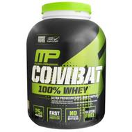 MusclePharm, Sport Series, Combat 100% Whey Protein, Cookies n Cream, 5 lbs (2269 g)