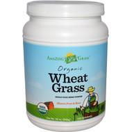 Amazing Grass, Organic Wheat Grass, Whole Food Drink Powder, 28 oz (800 g)