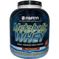 MRM Metabolic Whey Protein Rich Vanilla -- 5 lbs