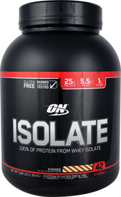 Optimum Nutrition Isolate 100% Whey Protein Isolate  SMores - 3.06 lbs