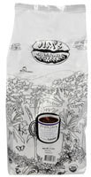 Jims Organic Coffee Medium Whole Bean Coffee JO-JOs Java - 5 lbs