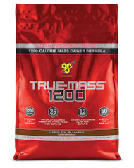 BSN True Mass 1200 Chocolate Milkshake - 10.38 lbs