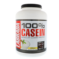 Labrada Nutrition, 100% Casein, Vanilla, 4 lbs (1816 g)