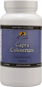 Mt. Capra Products, Capra Colostrum - 6 oz