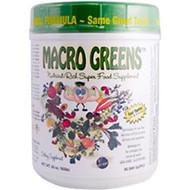 Macrolife Naturals, Macro Greens, Nutrient-Rich Super Food Supplement, 30 oz (850 g)