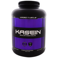 Kaged Muscle, Kasein, Micellar Casein Isolate, Chocolate Shake, 4 lbs (1.8