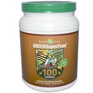 Amazing Grass, GreenSuperFood, Chocolate Drink Powder, 28 oz (800 g)