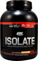 Optimum Nutrition Isolate 100% Whey Protein Isolate Vanilla Soft Serve -- 3.03 lbs