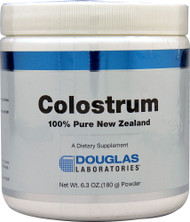 Douglas Laboratories 100% Pure New Zealand Colostrum - 6.3 oz