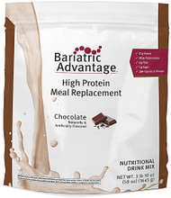 Bariatric Advantage High Protein Meal Replacement Chocolate - 35 Servings