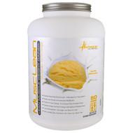 Metabolic Nutrition, MuscleLean, Lean Muscle Weight Gainer, Vanilla Milkshake, 5 lb.