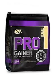 Optimum Nutrition, Pro Gainer High Protein Gainer,  Vanilla Custard - 10.19 lbs