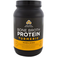 Ancient Nutrition Bone Broth Protein Turmeric -- 40 Servings