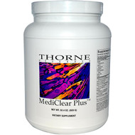 Thorne Research, MediClear Plus, 1.68 lbs (761 g)