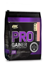 Optimum Nutrition Pro Gainer Strawberry Cream - 10.16 lbs